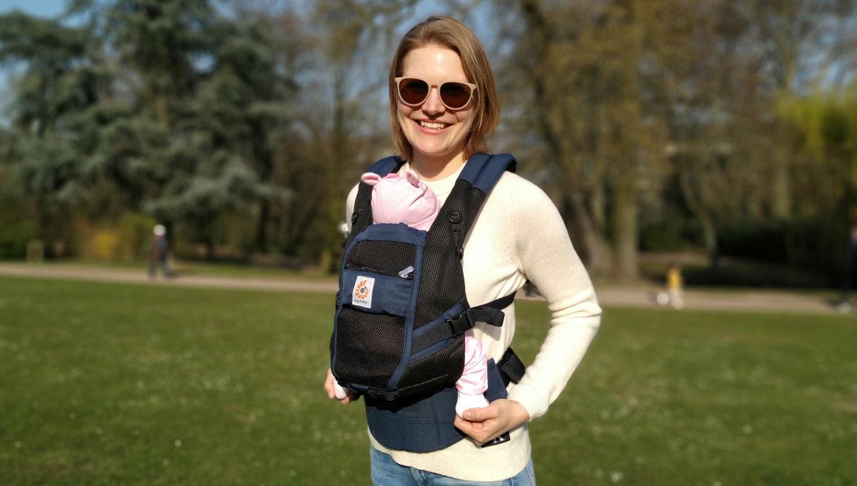 Die Neue Ergobaby Adapt Im Test 2020 Babytragen Test De