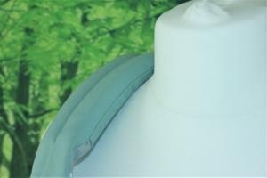 Die Schultergurte der Ergobaby Adapt sind durchgehend gepolstert